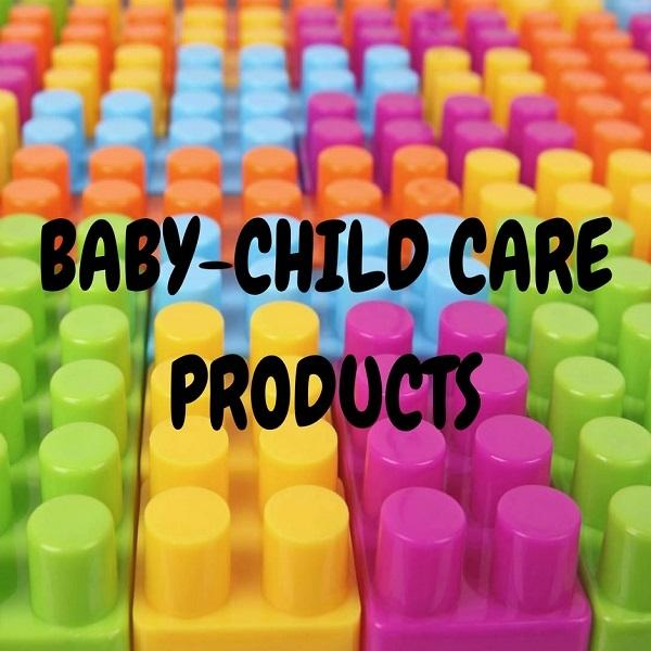 BABY-CHILDCARE PRODUCTS
