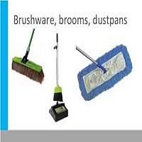 BROOMS-BRUSHWARE-PANS