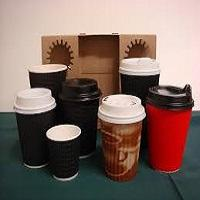 CUPS-LIDS-CUP TRAYS