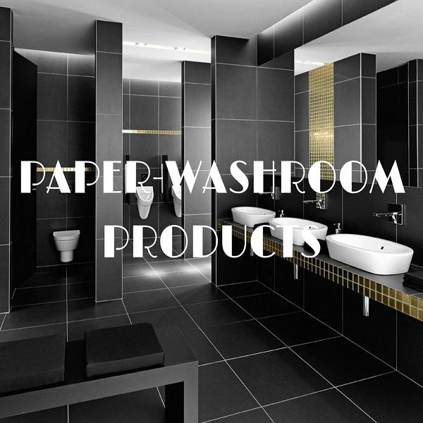 PAPER-WASHROOM PRODUCTS