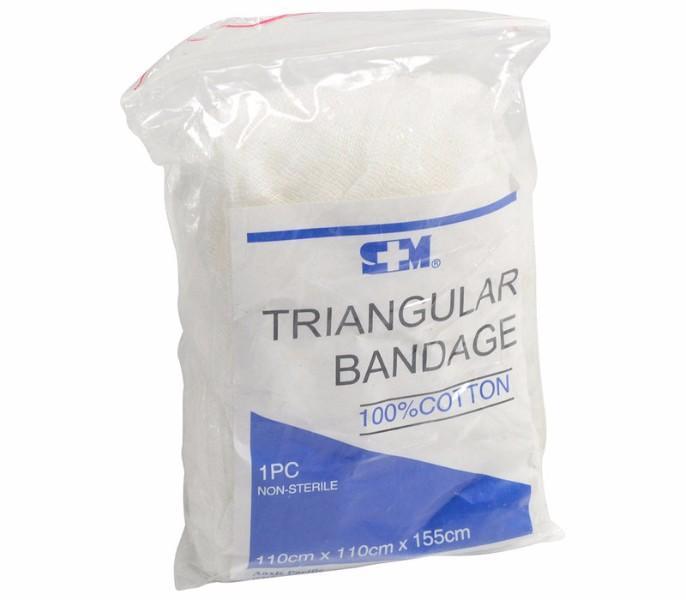 BANDAGE TRIANGULAR 110 X 110 X 155CM AFAS