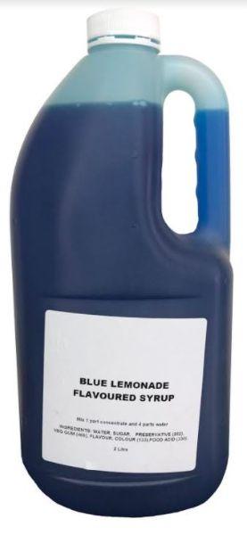 SLUSHIE BLUE LEMONADE 2L