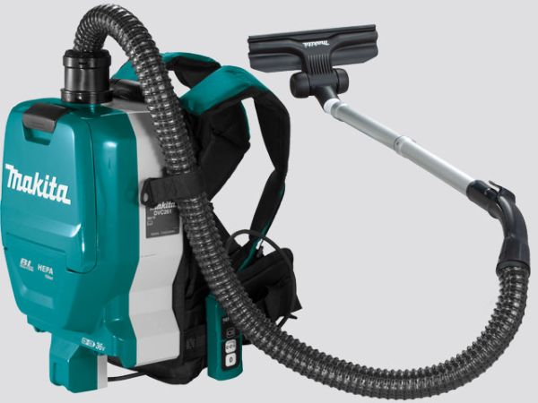 MAKITA VACUUM BACKPACK 18V X 2 LI-ION - SKIN ONLY