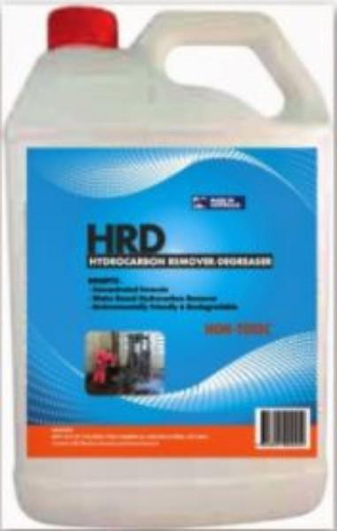 HRD DISPERSANT DEGREASER EXTINGUISH 5L AQUA