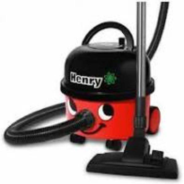 NUMATIC HENRY RED