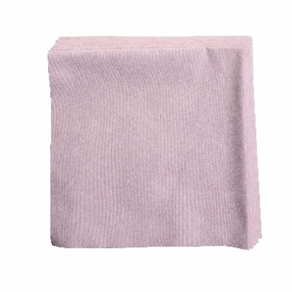 MICROFIBRE FINISHING CLOTH each PK10 RED
