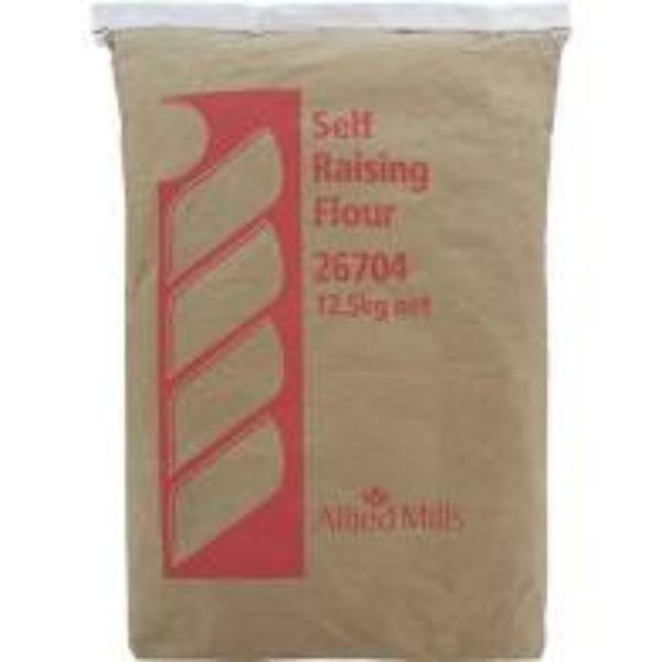 FLOUR SELF RAISING 12.5kg ALLIED