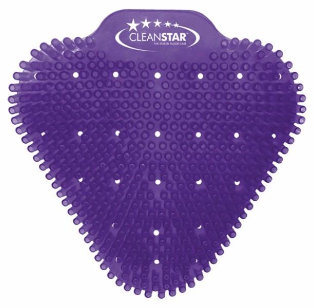 URINAL SCREEN LAVENDER (purple) anti splash ea (pack 10)
