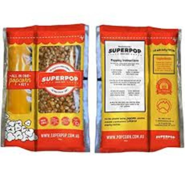 ALL IN ONE POPCORN SACHET 300G