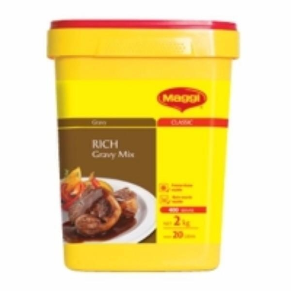 GRAVY MAGGI RICH MIX 2KG CAM - Click for more info