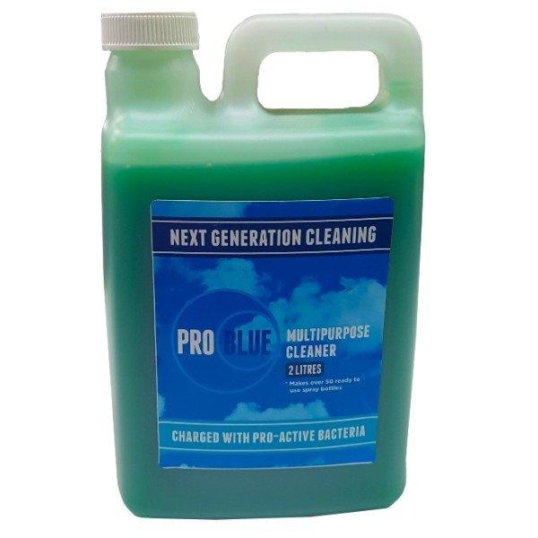 PRO-BLUE MULTIPURPOSE CLEANER 2LT CONC.