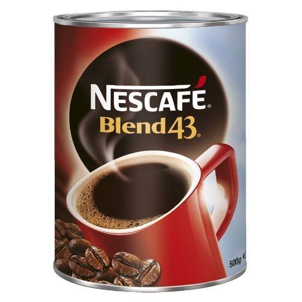 COFFEE 500G  NESCAFE BLEND 43 CAM