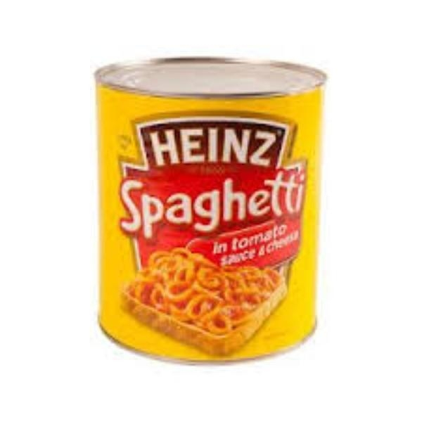 SPAGHETTI 2.95KG A10 EACH (CTN 3) HEINZ - Click for more info