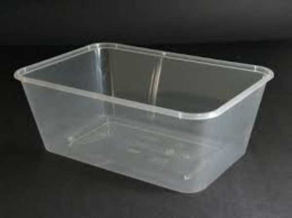 CONTAINER - CH1000 RECTANGLE CHANROL PK 50 (CTN 500) - Click for more info