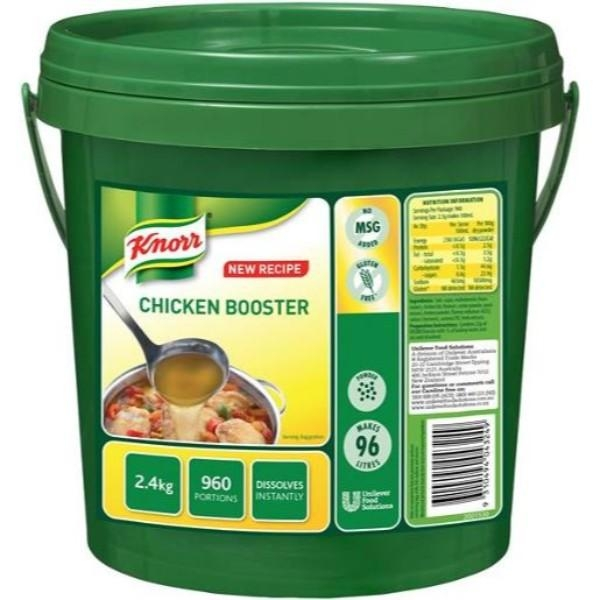 CHICKEN BOOSTER 2.4KG KNORR