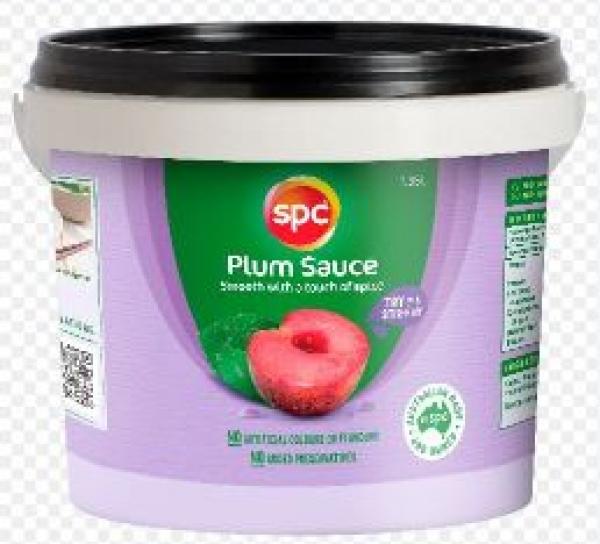 PLUM SAUCE 1.85LTR CAM