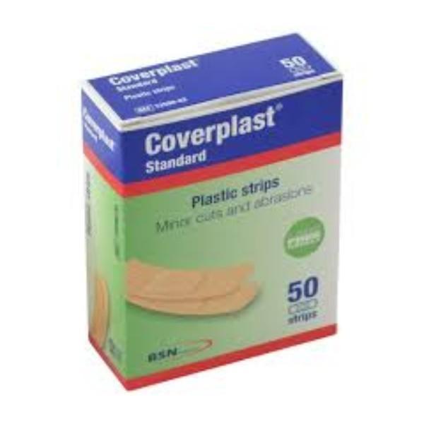 COVERPLAST PLASTIC STRIPS (50)