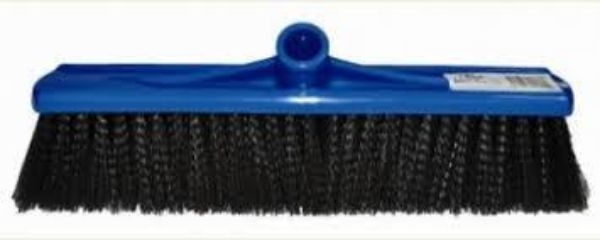 BROOM PLATFORM MEDIUM POLY 60CM HEAD ONLY