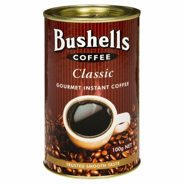 BUSHELL'S COFFEE CLASSIC 250G