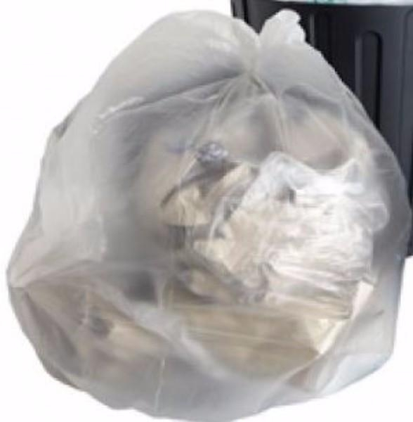 BAG GARBAGE 140LT HD NATURAL CTN 200