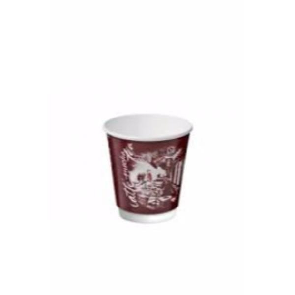 CUP 16oz COFFEE DOUBLE WALL CAFE MONT PK 20 (CTN 300)