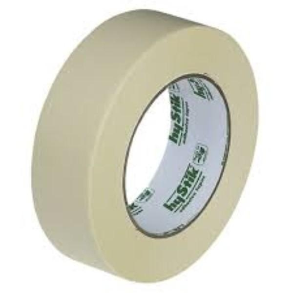 TAPE MASKING HYSTIK 24mm x 50m ROLL (CTN 36)