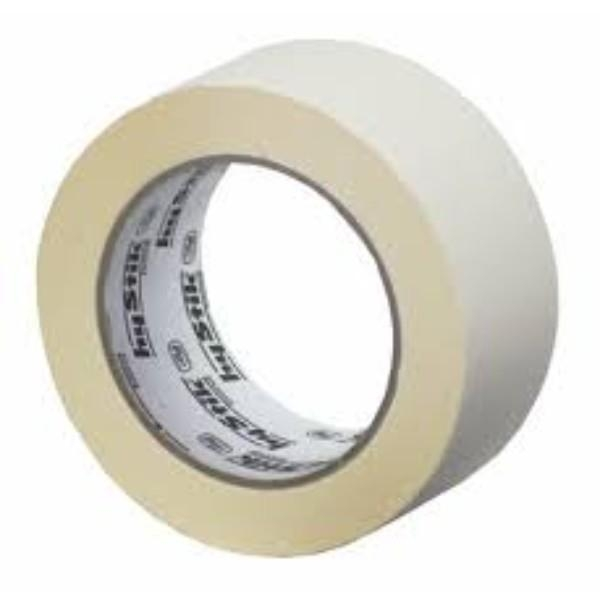 TAPE MASKING HYSTIK 36mm X 50m ROLL (CTN 24)