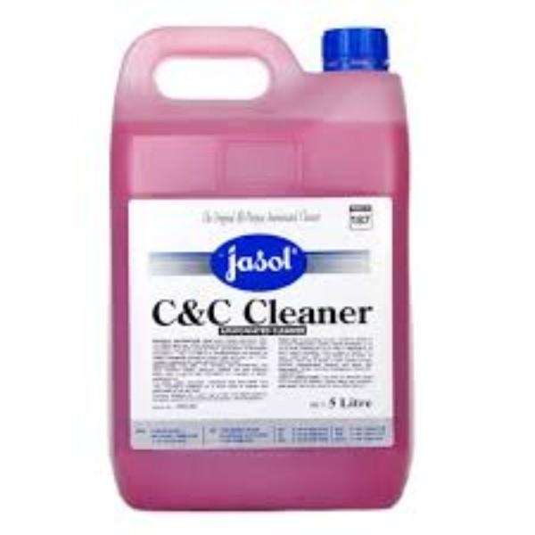 C&C CLEANER 5LTR JASOL