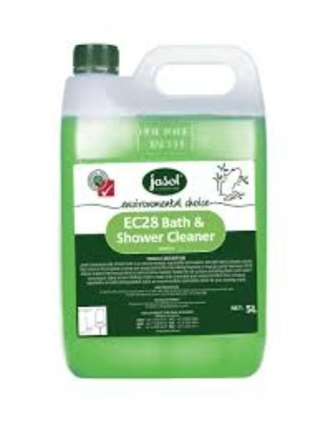 EC28 BATH AND SHOWER CLEANER 5L JASOL