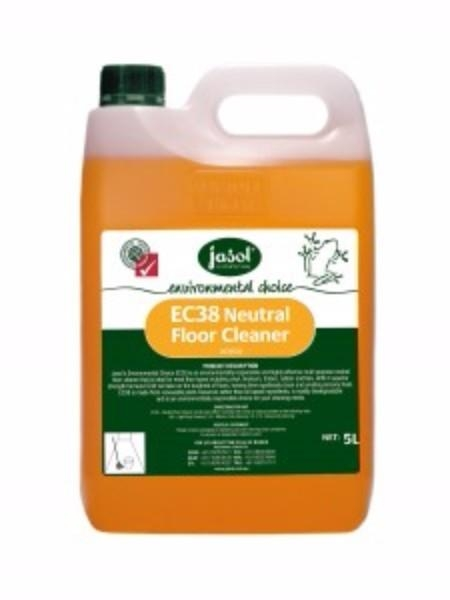 EC38 NEUTRAL FLOOR CLEANER 5L JASOL