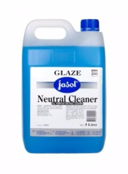 GLAZE NEUTRAL CLEANER 5LT JASOL