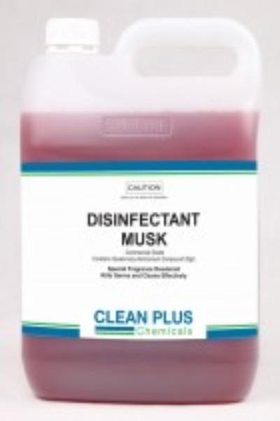 CPD MUSK CLEANER DISINFECTANT 5LT