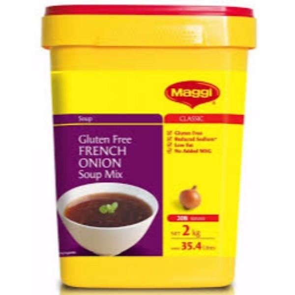 FRENCH ONION SOUP 2KG MAGGI
