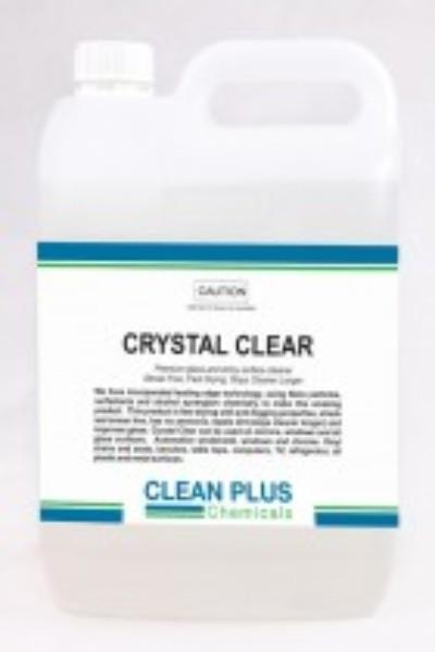 CPD CRYSTAL CLEAR GLASS CLEANER 5L