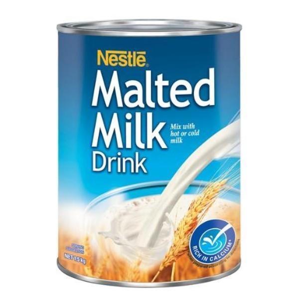 MALTED MILK 1.5KG POWDER NESTLE