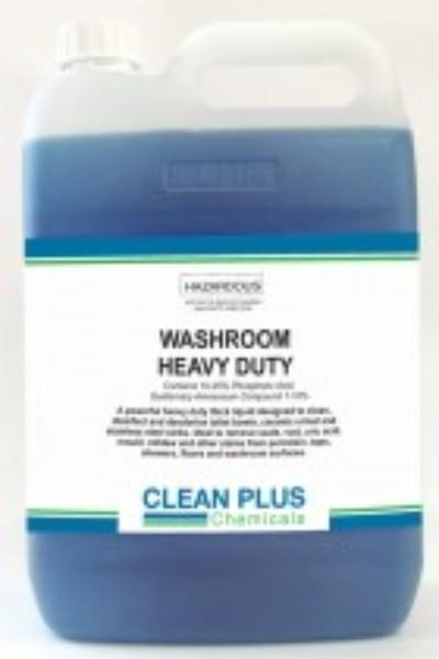 CPD WASHROOM TOILET CLEANER H/D 5L