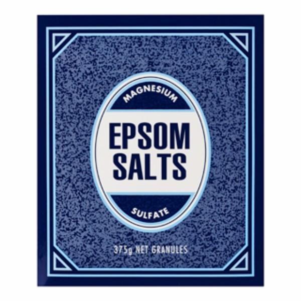 EPSOM SALT 375G
