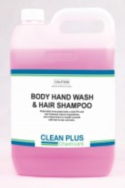 CPD BODY-HAND WASH & HAIR SHAMPOO 5L