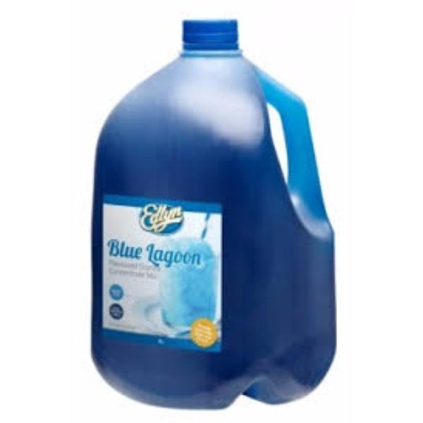 SLUSHIE MIX BLUE LEMONADE CRUSH 3L TRISCO