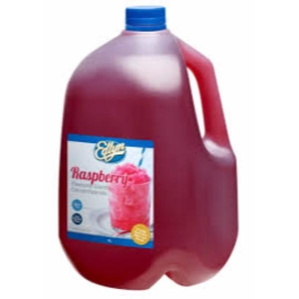 SLUSHIE MIX RASPERRY 3LTR TRISCO