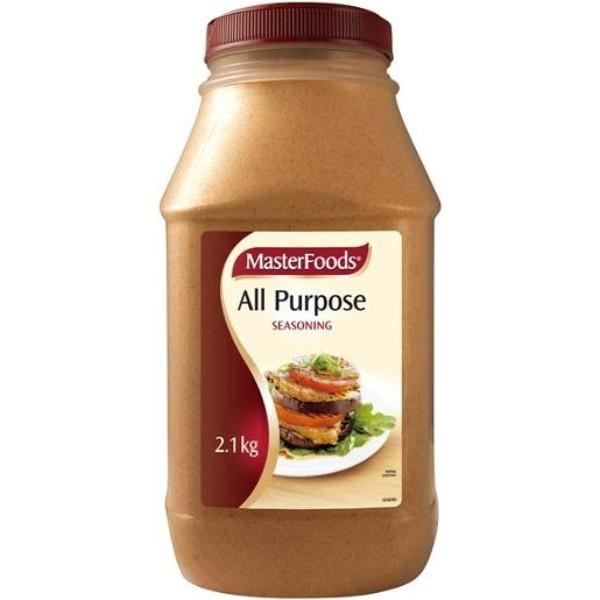 ALL PURPOSE SEASONING 2.1KG  MASTERFOODS