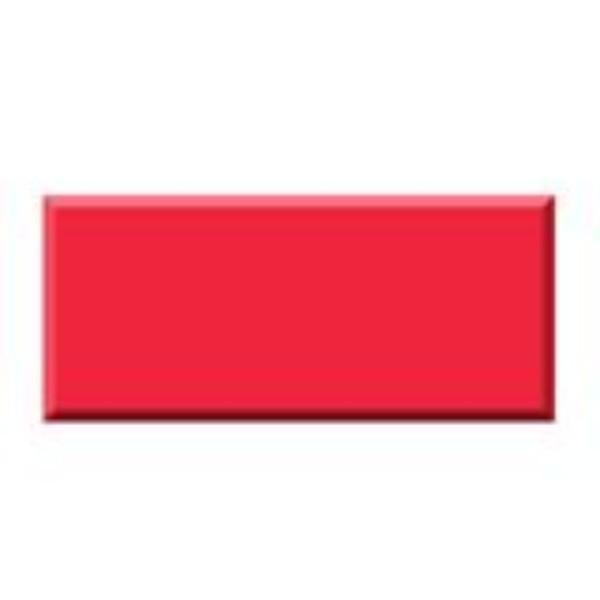 TABLE CLOTH RECTANGLE RED PLASTIC 137 x 275cm - Click for more info