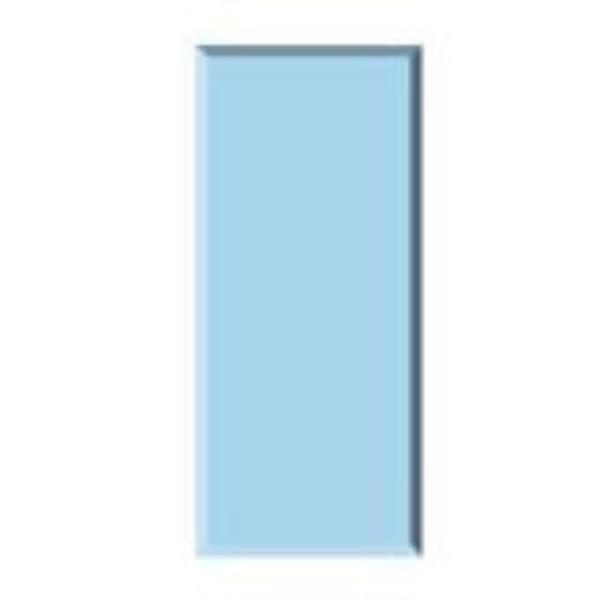 TABLE CLOTH PLASTIC ROLL 30M PASTEL BLUE