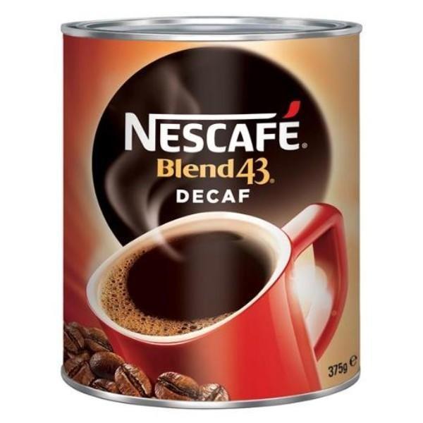 COFFEE DECAF 375GM NESCAFE CAM