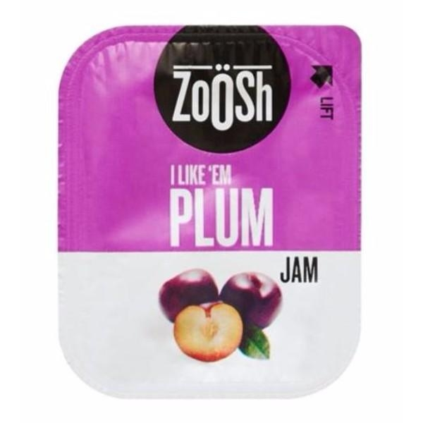PORTION JAM PLUM (BOX 50) - Click for more info