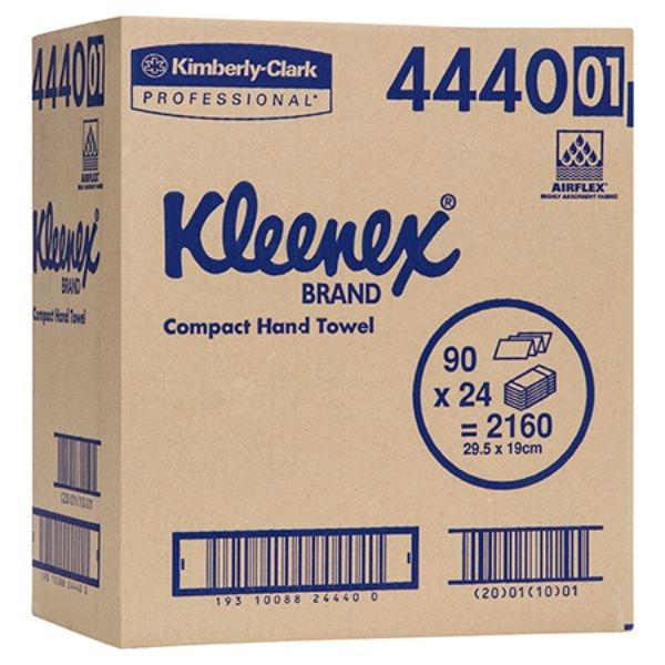 TOWEL COMPACT KC4440 CTN 2160