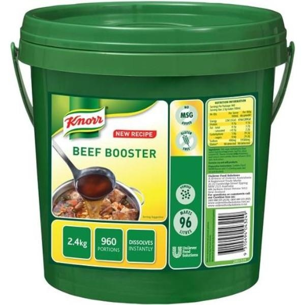 BEEF BOOSTER 2.4KG KNORR