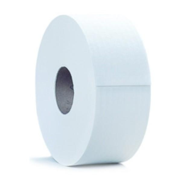 TOILET ROLL JUMBO 2PLY 4782 400MT x 6roll CTN