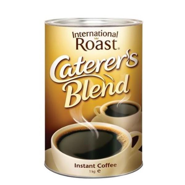 COFFEE INTERNATIONAL ROAST CATERERS 1KG