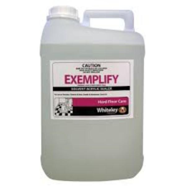 EXEMPLIFY SOLVENT SEALER WHITELEY 10LT